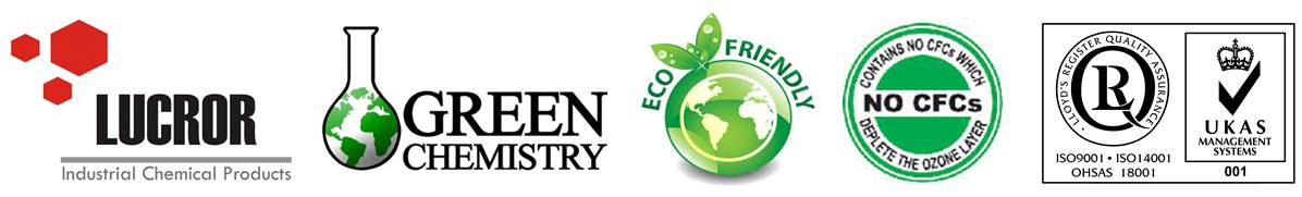 Lucror Go Green & ISO Certificate
